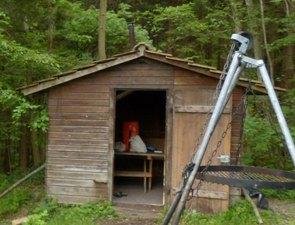 Schutzhütten Hütten rustikale Übernachtung