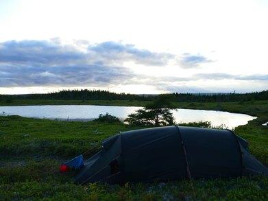 Wild Zelten Deutschland weltweit
