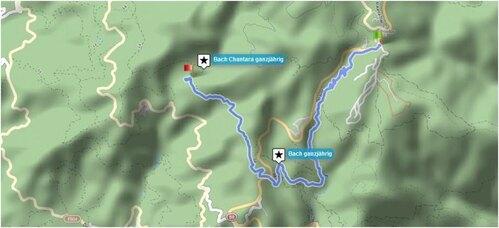 Zypern Troodos E4 Trekking